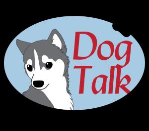 Dog Talk Radio logo