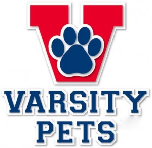 Varsity Pets Logo Shaded No SS