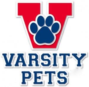 Varsity Pets Logo Shaded No SS