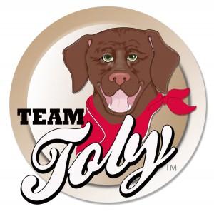 team toby logo