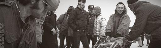 Iditarod history