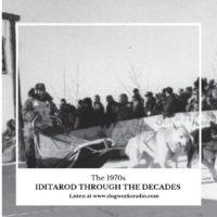 Iditarod through the decades 1970s