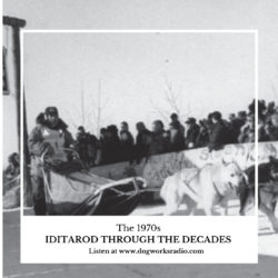 Iditarod through the decades 1970s