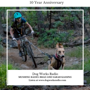 Brad and Sarah Kassing Mushing Radio