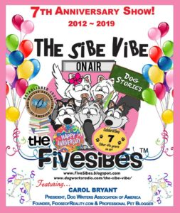 The Sibe Vibe Carol Bryant Dog Works Radio