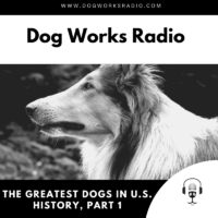 Greatest Dogs in US History Part 1 Dog Works Radio
