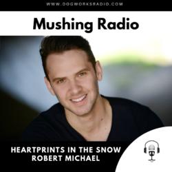 Robert Michael Heartprints in the Snow